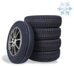 roues compl tes jantes alu avec pneus d 39 hiver pneus. Black Bedroom Furniture Sets. Home Design Ideas